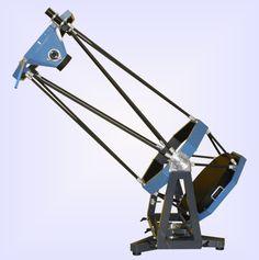 alt-zimuth manual telescope