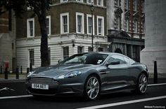 2010 Aston Martin DBS Coupe