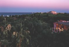 Luxurious Forte Village Resort, Sardinia