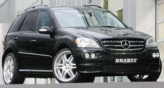 Mercedes-Benz Recalls M-Class SUVs