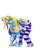 R. Mika (Street Fighter) Animations 2