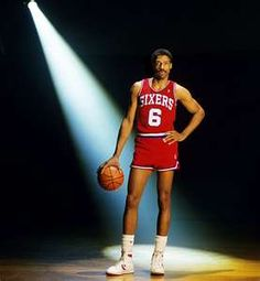 The Incomparable Dr. J!