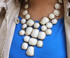 Statement Necklace | Will Bake for Shoes