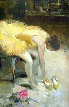 The Ballet Shoes - Giner Bueno