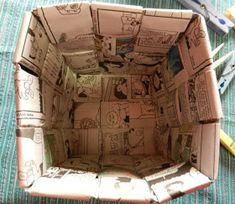 punos-sidos-silmukka: Tätä et voi tehdä verkkolehdellä Coffee Bags, Life, Toilet Paper Crafts, Coffee Sacks, Coffee Sachets