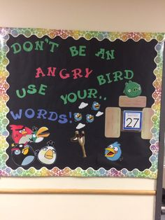 My New Bulletin Board Thanks To Student Teacher