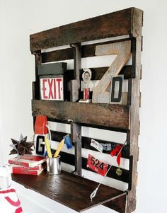 You have to try these 10 amazing and unique pallet projects.