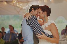 A Handmade Outer Banks Wedding: Rachael + Steve