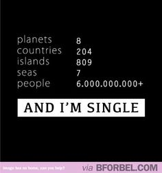 Some Depressing Statistics…