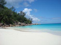 Anse Georgette @ Seychelles by Bruno Santos on Les Seychelles, Beach, Water, Outdoor, Saints, Nice Beach, Gripe Water, Outdoors, Seaside