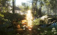 Leading the Pack: Kate From 'Everybody's Gone to the Rapture' | FemHype