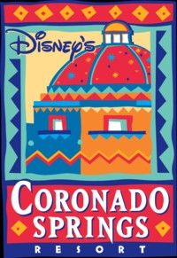 Coronado Springs Resort at Walt Disney World! This is where we will be staying in April! Can't Wait!!!<3