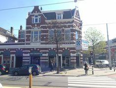 Commerciële-/multifunctionele ruimte TE HUUR, gelegen in karakteristiek pand (thans in gebruik als bankfiliaal van ABN-AMRO) op goede zichtlocatie (hoek Bergweg   Zwart Janstraat) in het Oude Noorden. Bied geheelvrijblijvend en gratis op de gevraagde prijs online of bel direct 085-4013999    #tehuur #huren #Rotterdam #winkelruimte #kantoorruimte #karakteristiek #pand #zichtlocatie #vastgoed #ondernemer