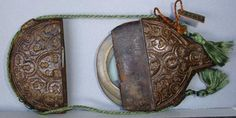 World Class Objects in the Madame Heymann Collection-THE KEY CHART 16th c glasses in a case