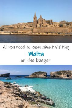 Malta is a beautiful country worth a visit. It is very budget friendly, traveling there is pretty easy from anywhere in Europe. Cheap Travel, Budget Travel, Europe Budget, Malta, Budgeting, Country, Water, Outdoor, Beautiful