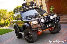 Off Road Truck Accessories, Best 4x4 Cars, Nissan Patrol Y61, Nissan 4x4, Patrol Gr, Honda Passport, Toyota 4x4, Off Road Adventure, Mitsubishi Pajero