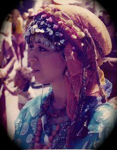 Amoura Latif - Debby Goldmann   em Noe Valley Sreet Festival, San Francisco, late 70's.