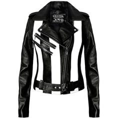 KillStar Beetlejuice Leather Jacket