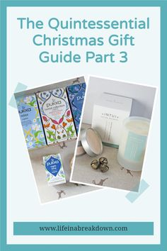 Are you looking for some Christmas ideas? Then check out part 3 of my gift guides for 2020 with so much on offer. #Christmas #GiftGuide #ChristmasGifts #Presents #LifeInABreakDown