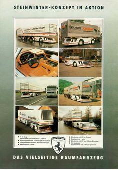 Steinwinter Supercargo 2040 – miał być przyszłością transportu - Moto