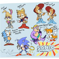 having fun here with these Anton its so cuuuute!!!  uncle chuck too! i love him! i can hear the Sonic boom from CD Sonic there... ^_^ sonic boom sonic boom sonic boooooom save the planet from...