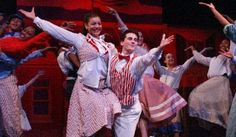 Love Love Love these costumes!!! Music Man
