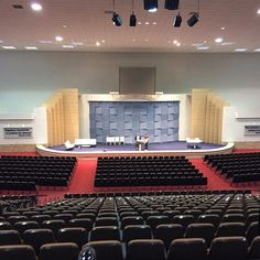 Salón de Asambleas Benidorm, España.