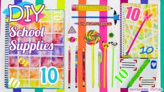 In this video I show how to make absolutely adorable stuff – cute bookmarks, lollipop pencil topper, notebooks decorations, sprinkle pen,…