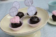 Glutenfrie mandel- og sjokoladepops