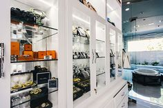 Theresa Roemer's 3 storey closet, What Does A $500,000 Closet Look Like? - Page 3 - House Beautiful