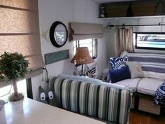 terry taurus trailer remodel | Campers Transformers, Campers Fun, Camper Trailers, Campers Trailers ...