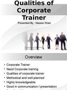 Naseer Khan is a corporate trainer who is observed to be number one in the country. Naseer Khan and his team are corporate trainers who aim to inspire, motivate and challenge the employees. He offers several corporate training services. Motivational speaking, team building, leadership training, employee motivation, time management, success strategies and confidence building are some of the training programs.
