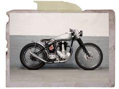 Speer Motorcycles - Pipeburn - Purveyors of Classic Motorcycles, Cafe Racers & Custom motorbikes . Cb550 Cafe Racer, Cafe Racers, Bedford Truck, Bsa Motorcycle, Motorcycle Design, Thing 1, Old Bikes, Custom Bikes