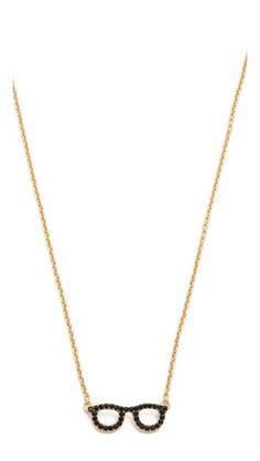 Kate Spade New York Goreski Glasses Necklace