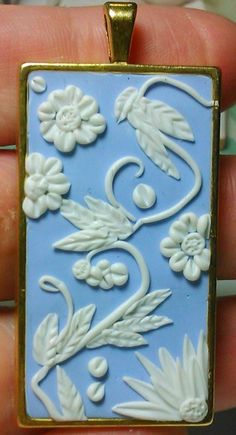 Polymer Clay Applique Technique
