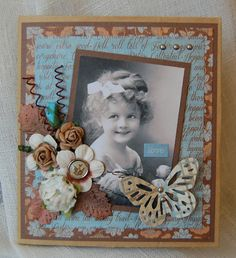Gry`s lille korthjørne Fun Projects, Stamping, Scrapbooking, Tags, Frame, Handmade, Stamping Up, Scrapbook, Frames