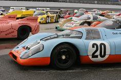 Gulf Porsche 917 No. 20