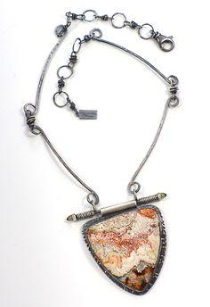 Joy Kruse of Wild Prairie Silver Jewelry