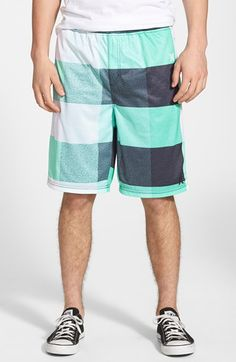 Men's Hurley 'Heather Kingsroad' Dri-FIT Mesh Shorts