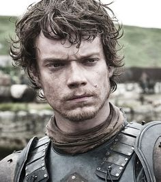 Theon Greyjoy - Alfie Allen - dans Game of Thrones