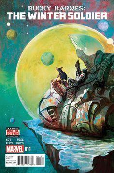Bucky Barnes: Winter Soldier #11