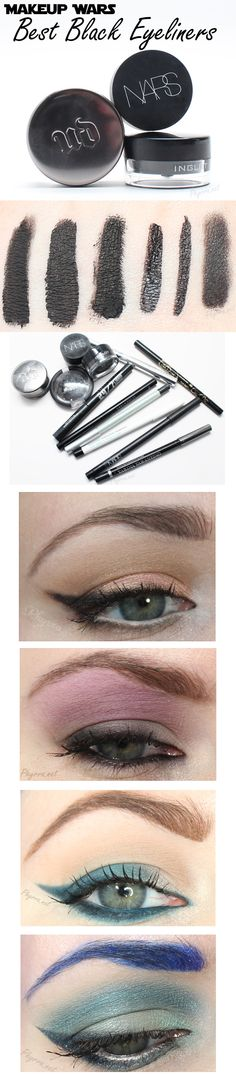 Best Black Eyeliners! What a great reference!