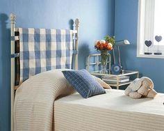 Cabeceiras com capa - Mil camas em uma!