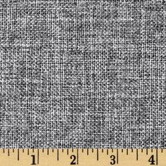 Vintage Poly Burlap Silver from @fabricdotcom  This versatile medium weight polyester burlap fabric is perfect for window treatments, toss pillows, head boards and craft projects.