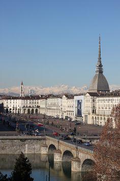 Sky over the Mole, Turin, Piemonte, Italy #WonderfulExpo2015 #WonderfulPiedmont