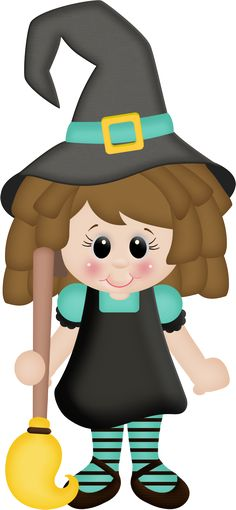 witch.quenalbertini: Cute little witch