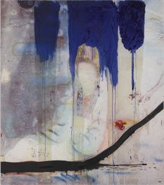 Awe - Scnabel . amazing painting