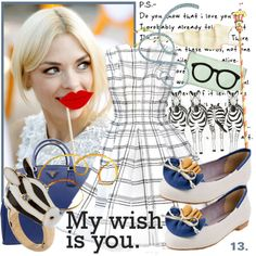 my wish is you,   #balletflats #fashion #outfits