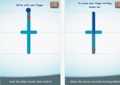 20 iPad Apps for teaching students to read and write: ABC PocketPhonics
