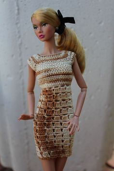 Barbie clothes barbie crochet dress for barbie doll crochet etsy – ArtofitDiy how to make doll ugg boots winter holiday craft – Artofit Crochet Doll Dress, Crochet Barbie Clothes, Knitted Dolls, Barbie Clothes Patterns, Doll Dress Patterns, Clothing Patterns, Barbie Stil, Knitting Dolls Clothes, Barbie Dress